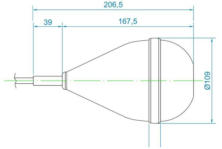 Схема выключателя flotec