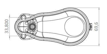схема mouse fep
