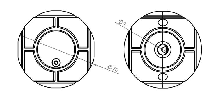 Схема - Противовеса shell